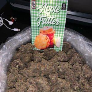 Apple fritter for sale